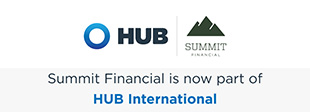 Summit Financial is now part of HUB Internataional